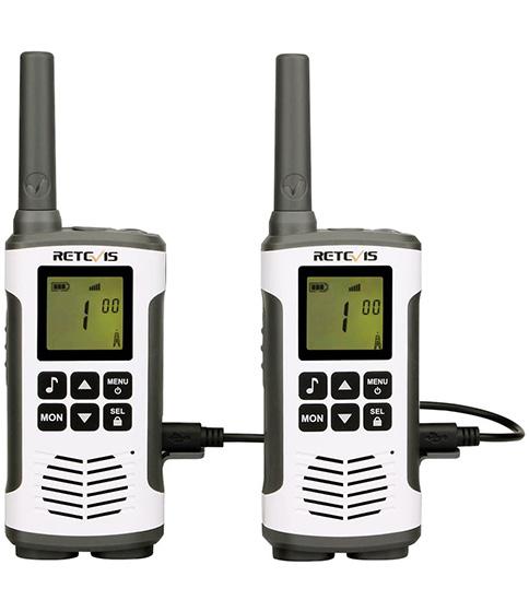 retevis rt45 walkie talkie