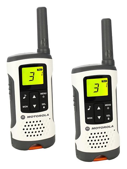 El walkie talkie motorola t50 es el más vendido en Amazon