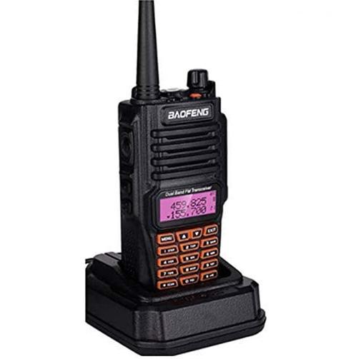 baofeng uv9r plus walkie-talkie