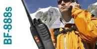 mejor walkie talkie barato sin licencia bf-88s